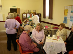 Macmillan Coffee Morning 2007