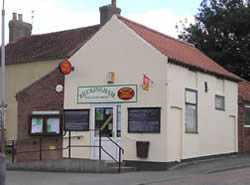 Village Shop & Post Office on the Green 2007